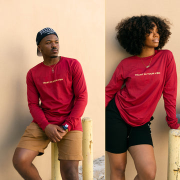 Stacked TIYV Long Sleeve