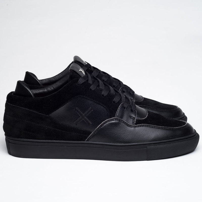 PLAIN BLACK BONKERS LAB X SNEAKERS - Clickstore