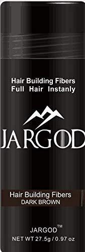 JARGOD Hair Building Fibers 27.5 (Dark Brown)