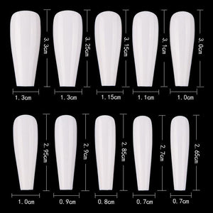 Full Cover Artificial False Nail Tips