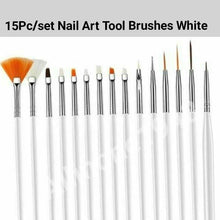 Load image into Gallery viewer, UV GEL Acrylic Nail Art brush-jargod