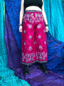 Awesome Batik Style Wrap Pants