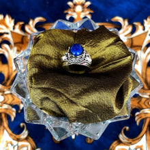 Load image into Gallery viewer, Lapis Lazuli Gemstone Ring