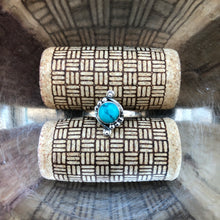 Load image into Gallery viewer, Turquoise Stone 925 Ring
