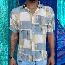 Load image into Gallery viewer, Pastel Printed 80's Shirt