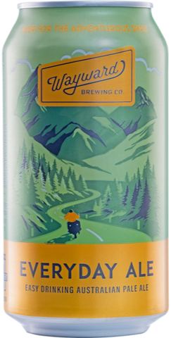 Wayward Everyday Ale 375 ml