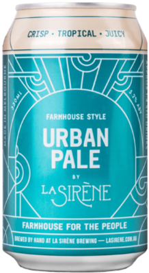 La Sirene Urban Pale Can