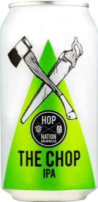 Hop Nation The Chop IPA
