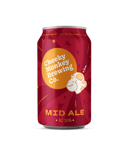 Cheeky Monkey Mid 375 ml