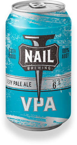 Nail Brewing Very Pale Ale