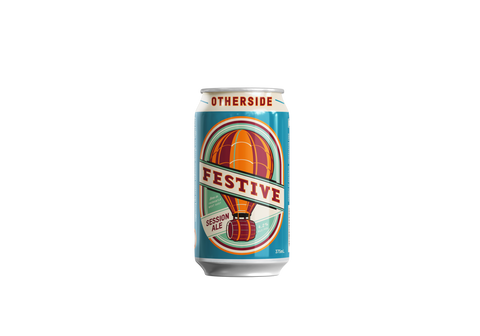 Otherside Festive Ale Can
