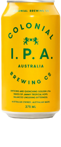 Colonial IPA Can
