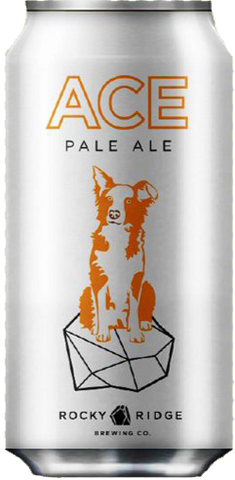 Rocky Ridge Ace Pale Ale 375ml Can
