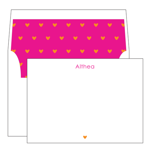 Althea Note Cards