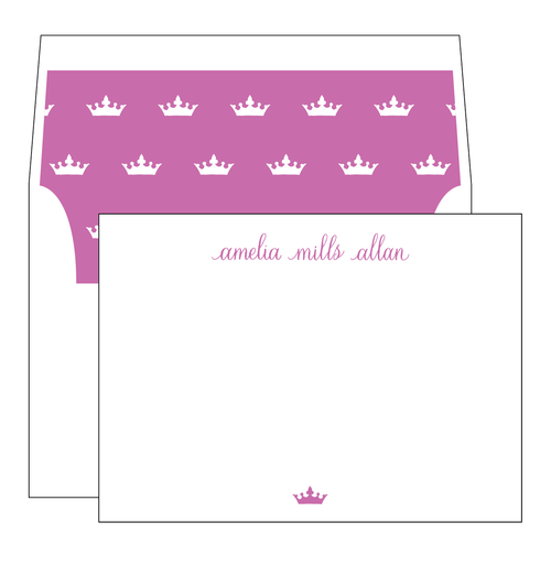 Amelia Note Cards