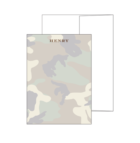 JFH Lined Notepad Set
