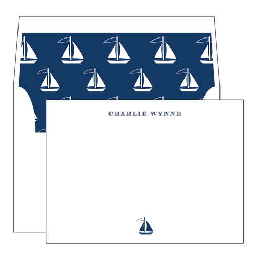 Charlie Note Cards