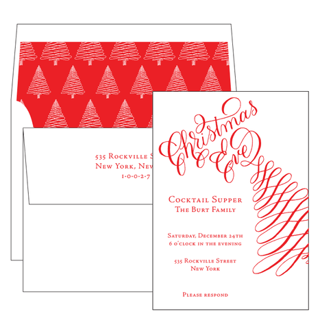 Holiday Cheer Invitation
