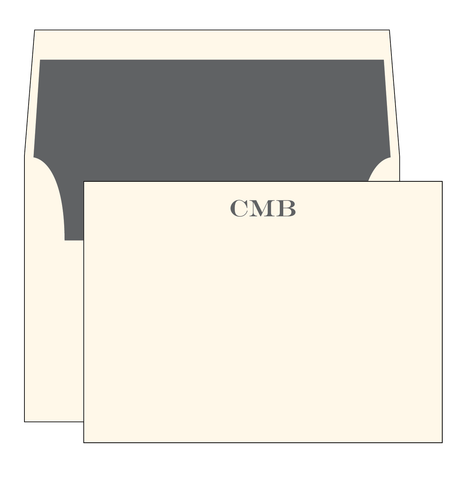 S Cipher Note Cards