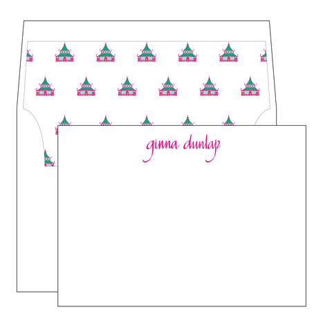 University of Alabama Note Cards