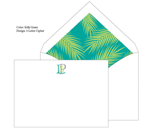 Palm Note Cards
