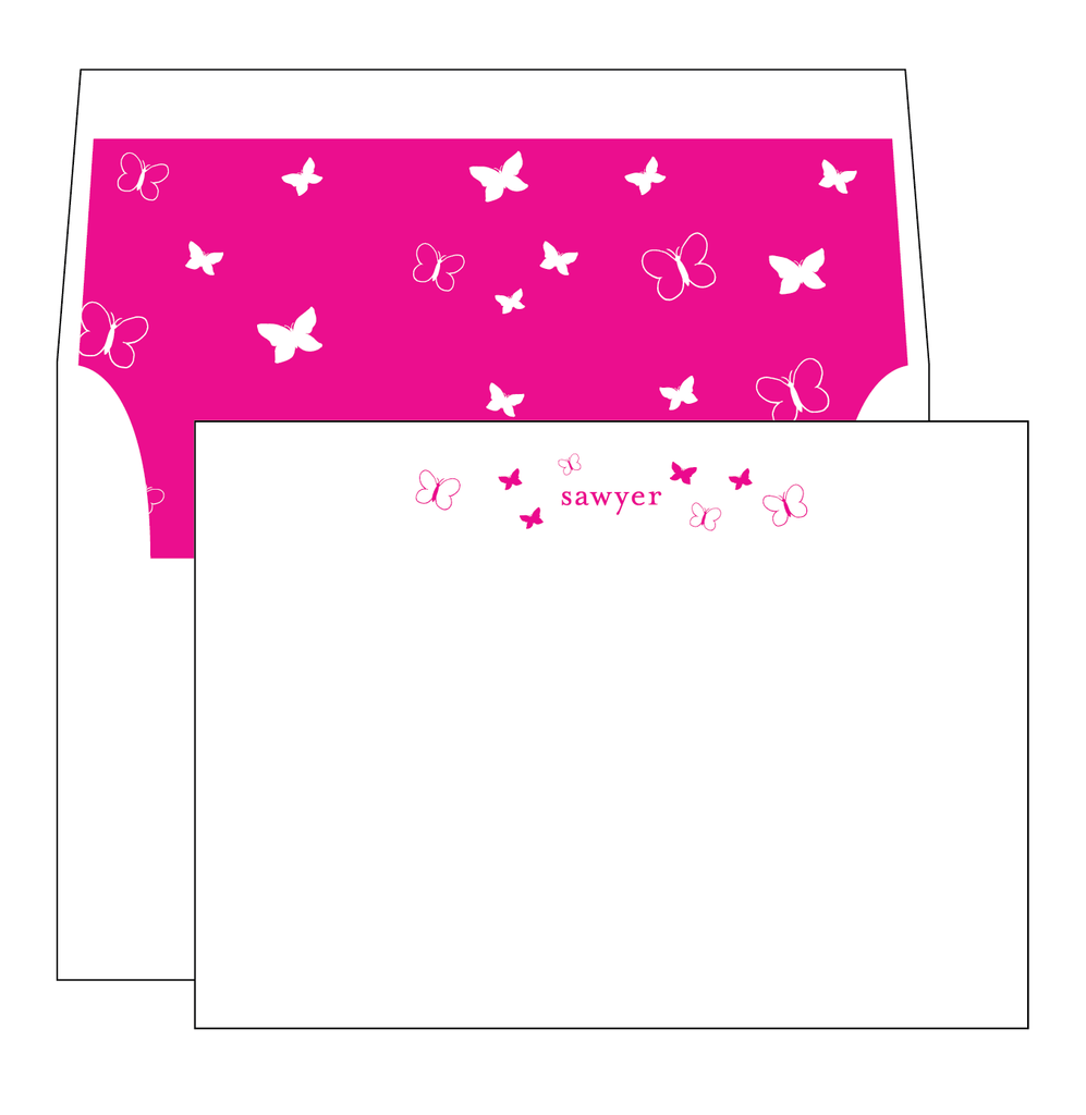 Sawyer Note Cards