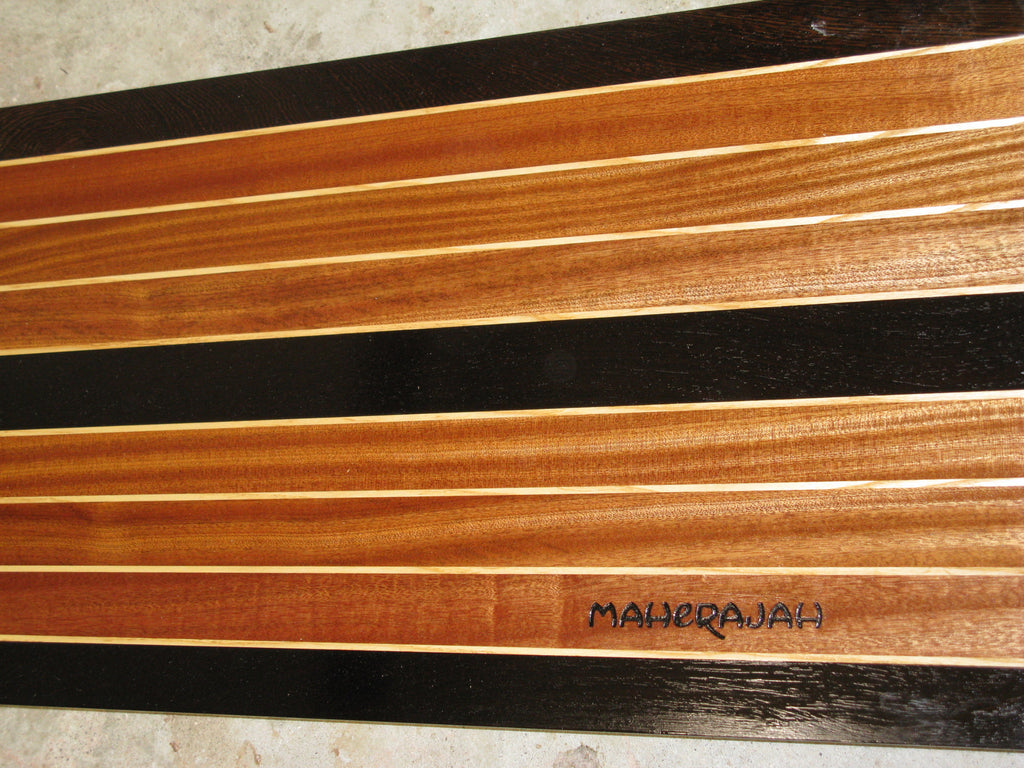 Wood Bar Top Exotic Wood Bar Top Maherajah Water Skis