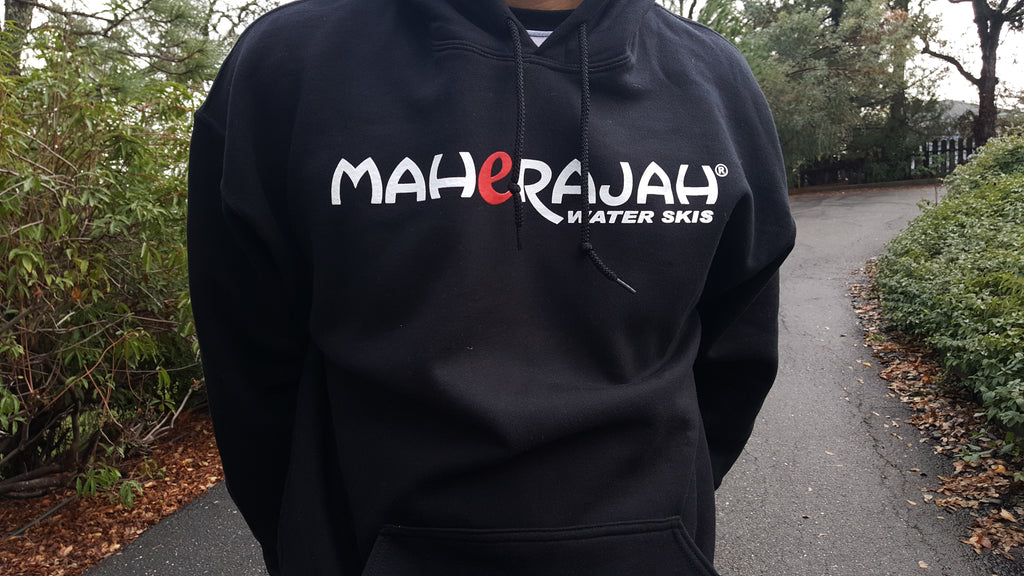 Black Maherajah Hoodies