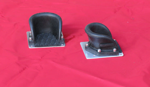 Plate Mounted Heel Holder