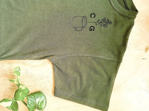 Camp Shirt - Ivy Green