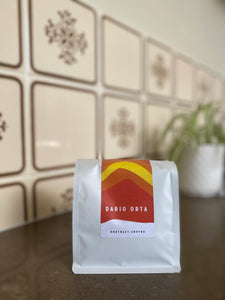 Abstract Coffee - Dario Orta - FAM - (Columbia)