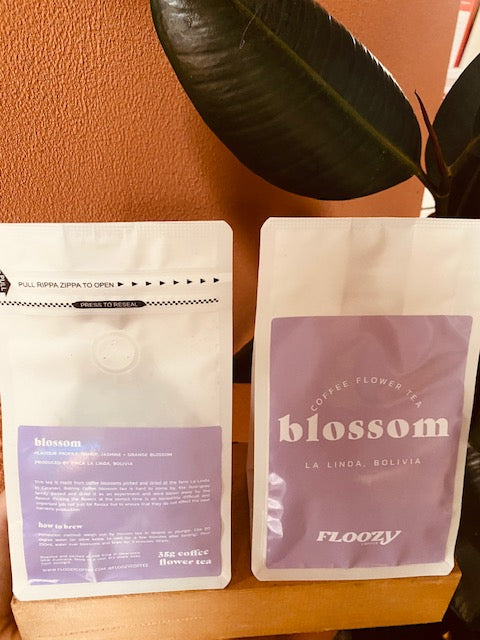 Floozy - Bolivia Blossom - Coffee Flower Tea