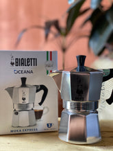Load image into Gallery viewer, Stove Top Coffee Maker - Bialetti Fiammetta -  3-6 Cup