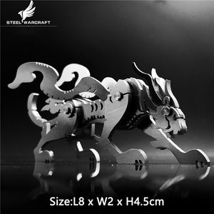 🔥50% OFF-2020 Newest Steel Warcraft 3D Metal Puzzle