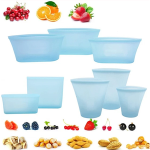ZIP TOP CONTAINERS - COMPLETELY PLASTIC-FREE