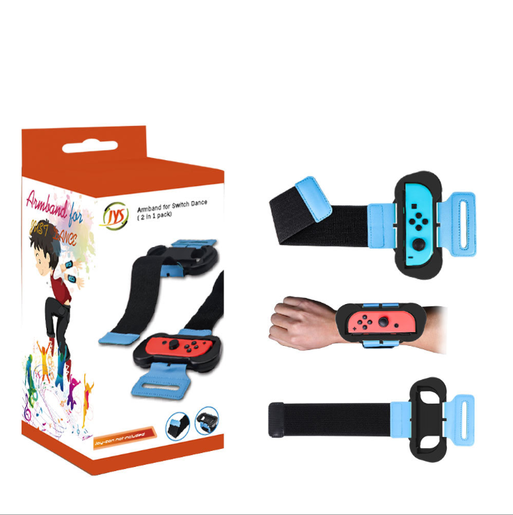 2 Pack Dance Straps for Just Dance 2020 2019 2018 Nintendo Switch