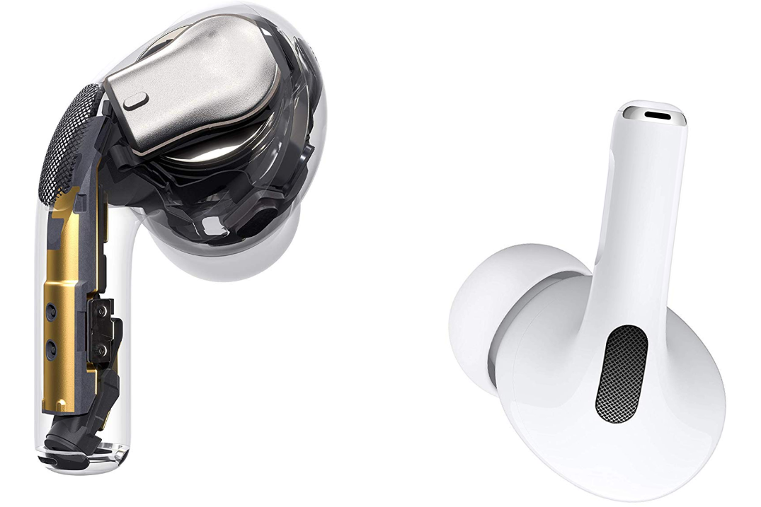 All In One Super Light In-Ear Headphone - Active Noise Cancellation & IPX7 Waterproof