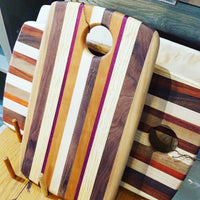 Wood cutting boards - Stunning