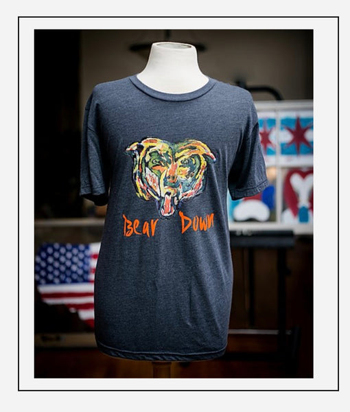 Bear Down Unisex Shirt