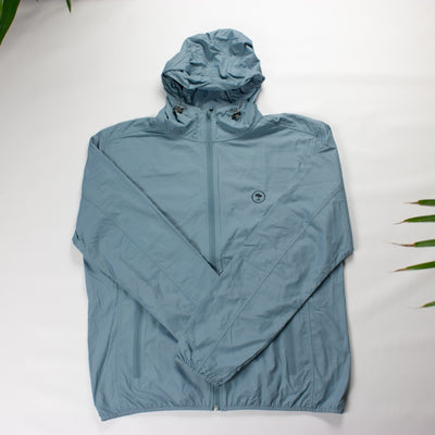 The windbreaker - Pastel Blue - Sowll.com
