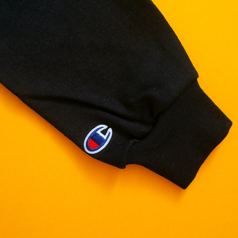 Black Champion Sweatshirt