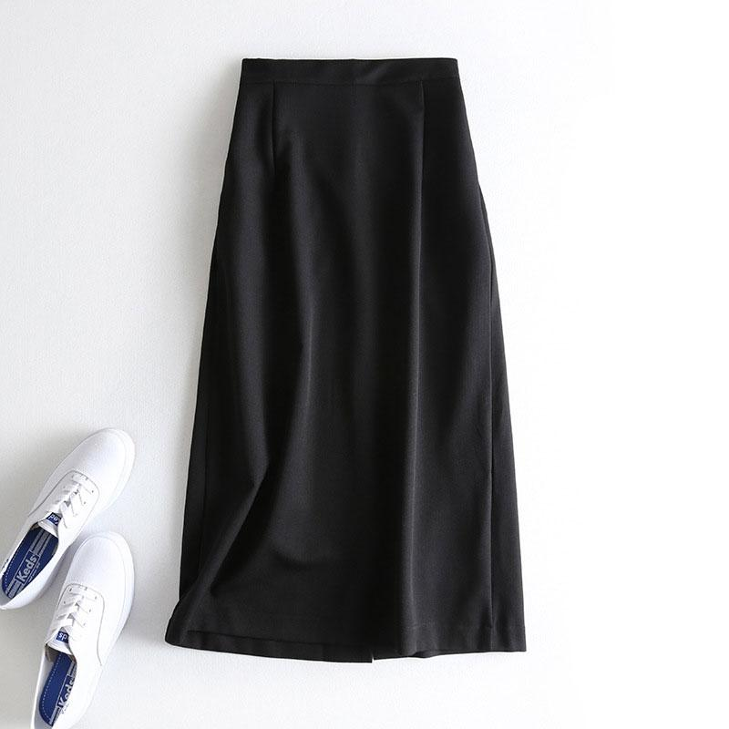 ELASTIC HIGH WAIST A-LINE ELEGANT SKIRTS | SRIMOYEE FASHION WORLD