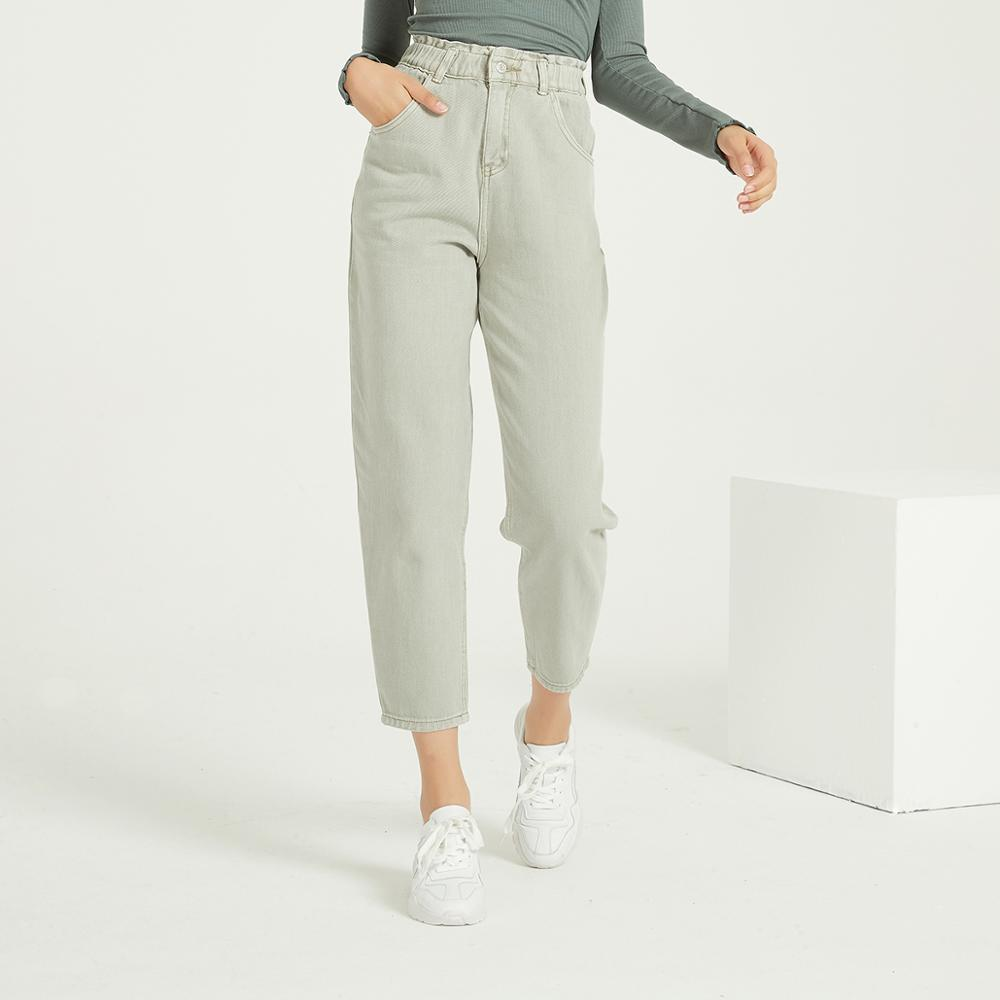 Casual Femme Denim Jeans Trousers