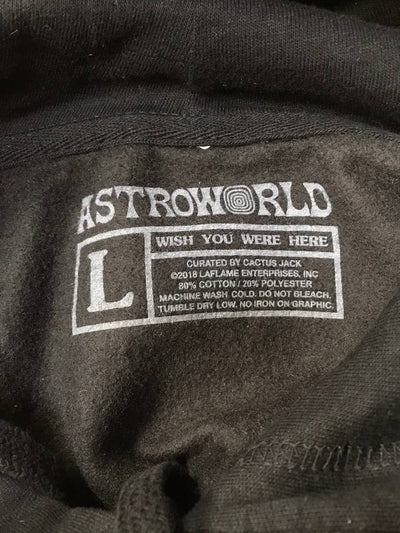 ASTROWORLD SCATTERED HOODIE (LIMITED EDITION)