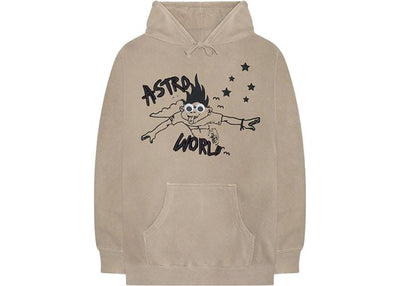 ASTROWORLD LOOK MOM I CAN FLY HOODIE (LIMITED EDITION)