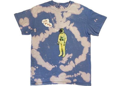 Astroworld Tour Astronaut Tie Dye Tee (Limited Edition)