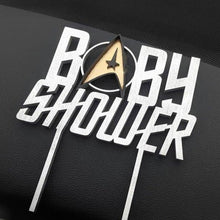 Load image into Gallery viewer, Star Trek Themed Baby Shower