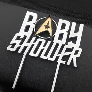 Star Trek Themed Baby Shower