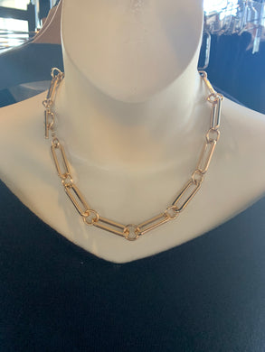 Thick Chain Necklace