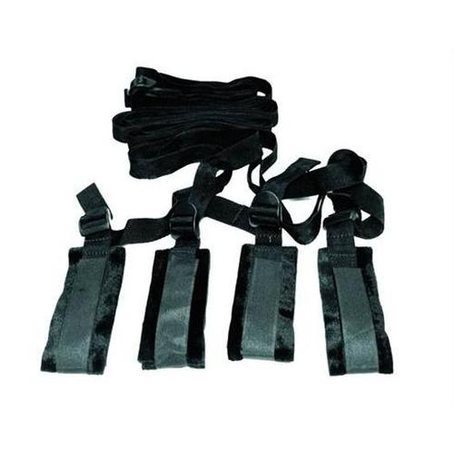 Sex and Mischief Bed Bondage Restraint Kit